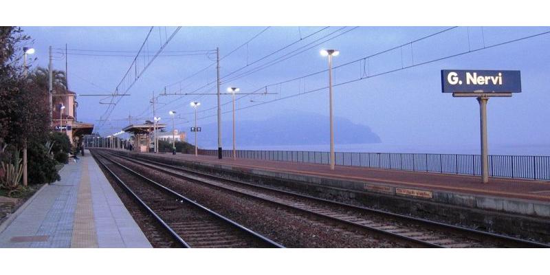 Interrogazione | Degrado dei bagni della Stazione Ferroviaria di Nervi